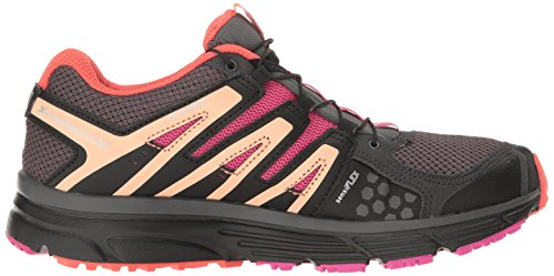 missione W 3 Magnete Rosa Shoes Nero Salomon Donne Running Viola X Trail wIqf17Ex