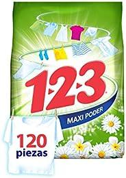 123 1-2-3 Maxi Poder Rocio Del Campo, color, 900 gramos