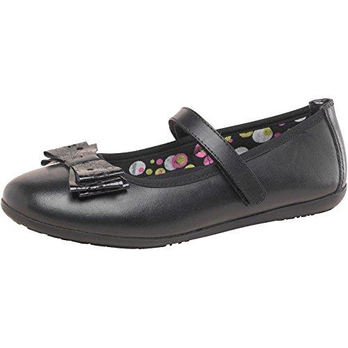 Hush Puppies Kids Helma Shoes Kinder Junior, Schwarz: Amazon