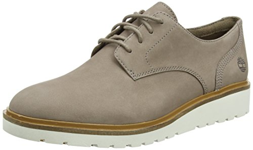 Taupe Grigio Ellis Grey Donna Oxford Scarpe Street Timberland 929 Stringate Up Lace Luscious zaqSqBw