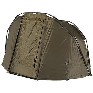 JRC Defender Lightweight Waterproof 1 or 2 Man Carpfishing Bivvy or Overwrap