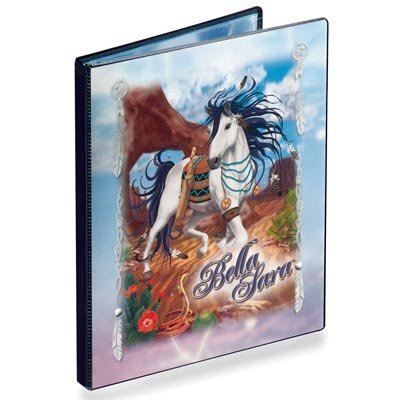 Bella Sara Navajo Design Trading Card Portfolio Binder