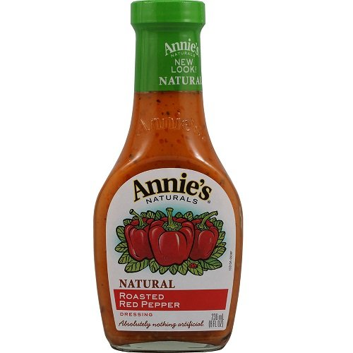 (Annie's Naturals, Roasted Red Pepper, 8-Ounce (Pack of 6))