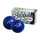 Schwetty Balls Blue Pair (Includes 2 Golf balls)