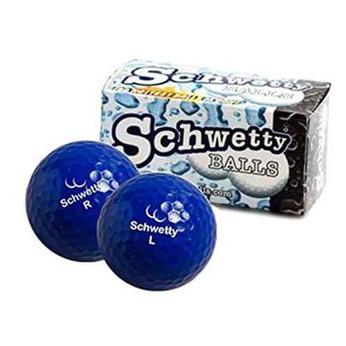 (Schwetty Balls Blue Pair (Includes 2 Golf)