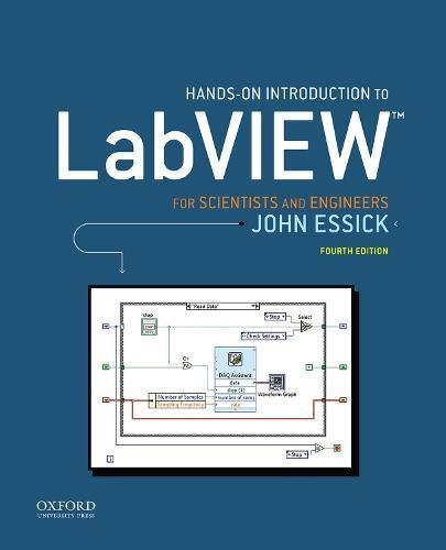 Hands On Introduction To LabVIEW For Scientists And Engineers  Oxfo04
