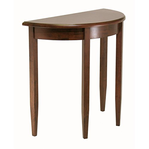 Winsome Concord Half Moon Table