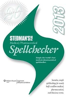 stedmans spellchecker 2013