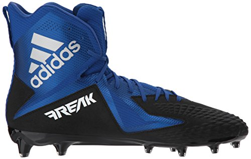 adidas Originals Men's Freak X Carbon Mid Football Shoe Core Black/White/Collegiate Royal 100% authentic yUCELOTiHG