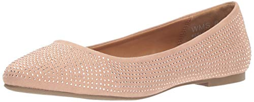 Report Ballet Flat Keela Women's Natural qBCqpSr