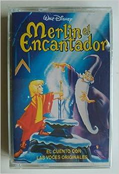 Merlin el encantador (disney audiocuentos, t.20): Amazon