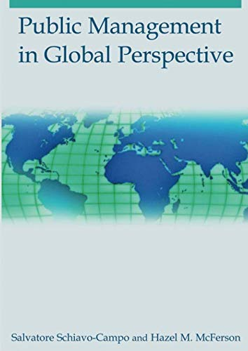Public Management in Global Perspective