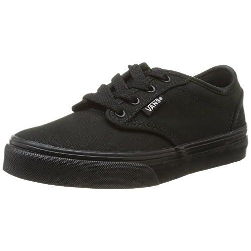 chollos oferta descuentos barato Vans Atwood Zapatillas Unisex Niños Negro Black Black 186 35 EU