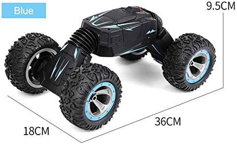 Majome Stunt RC Car Twisting Vehicle Car Driving Remote ...