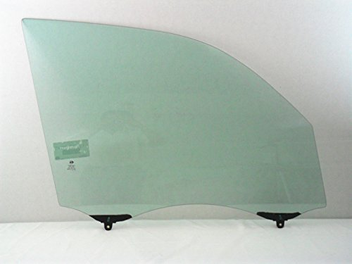 NAGD Fits 2001-2007 Toyota Sequoia 4D SUV & 2004-2006 Tundra 4D Crew Cab Passenger Side Front Door Window Glass 4d Front Passenger Door