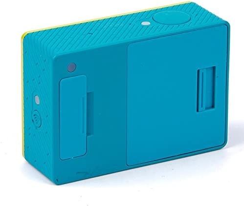 Durable Battery Back Cover for Xiaoyi and Easy to Install Blue Color : Blue Interface Cover