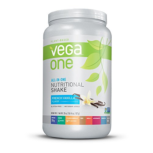 Vega One All-in-One Nutritional Shake, Vanille française, 29,2 once