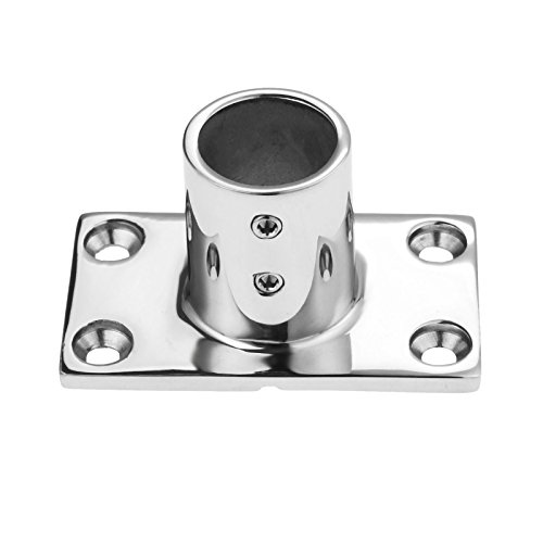 Stainless Boat Handrails Steel (Mgoodoo Boat Hand Rail Fitting-90 Degree 1
