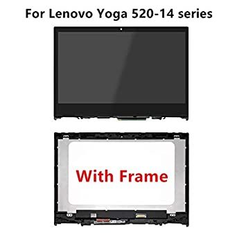 Amazon.com: for Lenovo Yoga 520-14IKB 81C8 80X8 14