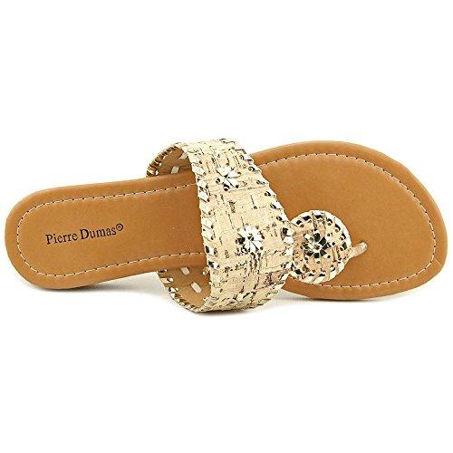 Cork Flat 1 Sandals Rosetta Pierre Gold Dumas Womens qpnT4