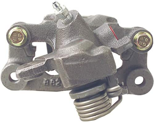 Unloaded Brake Caliper Cardone 19-B2004 Remanufactured Import Friction Ready