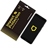RhinoShield Screen Protector for Google Pixel 3 [Not XL] [Impact Protection] | High Strength Impact Damping/Dispersion Technology - Clear and Scratch/Fingerprint Resistant Screen Protection