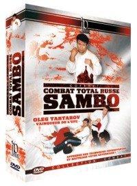 (2 DVD Box Set Sambo Self Defense)