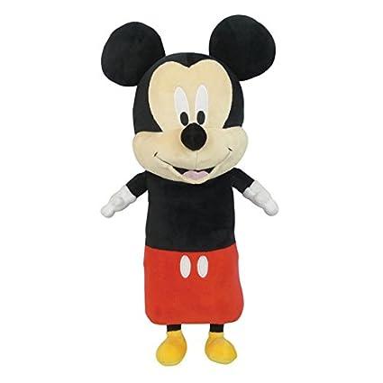 Disney 7073982 Mickey Cinturón de Asiento Cojín 3d: Amazon ...