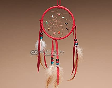 Authentic Native American Made Dream Catcher Earrings