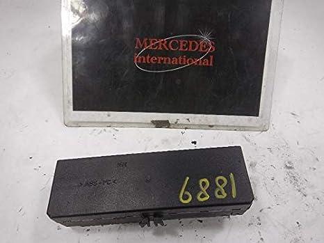 [NRIO_4796]   Amazon.com: 1999 Mercedes-Benz E320 Fuse Relay Box unit 0005400072:  Automotive | 1999 Mercedes E320 Fuse Box |  | Amazon.com