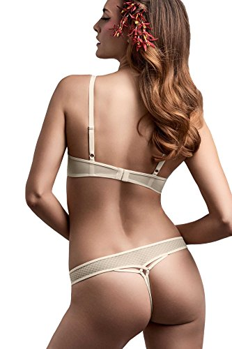 Marlies Dekkers Damen String White Key Pristine 18783