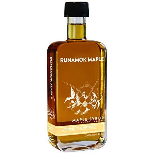Runamok Maple - Jasmine Tea Infused Organic Maple Syrup - ()