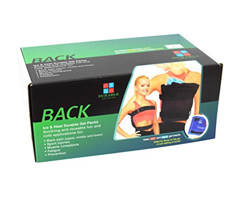 Hot And Cold Body Contouring Gel Pack- Back by Gentox Medical