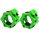 Strainho Olympic Weight Bar Clamps - 2 inch Barbell