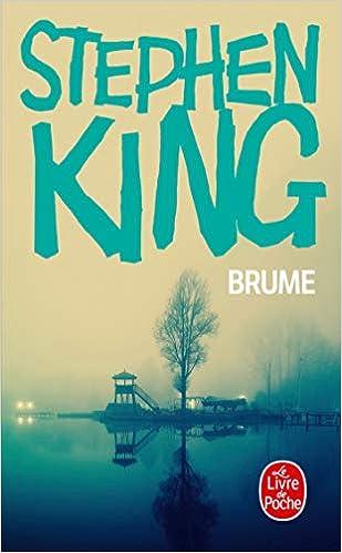 Brume Nouvelles Amazon Ca Stephen King Books