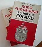 Davies: Gods Playground 2 Vol Set (Paper)