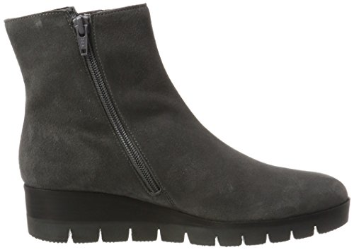 Gabor Fashion, Stivali Donna Grigio (19 Dark-grey)