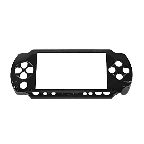 (Haihuic Gamepad Game Machine Protective Housing Shell Case Cover Faceplate Set Replacement Repair For PSP 1000 Fat)