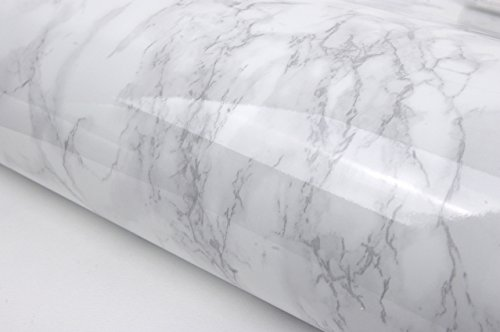 granite-look-marble-effect-contact-paper-film-vinyl-self-adhesive-peel-stick-counter-top-white-grey-