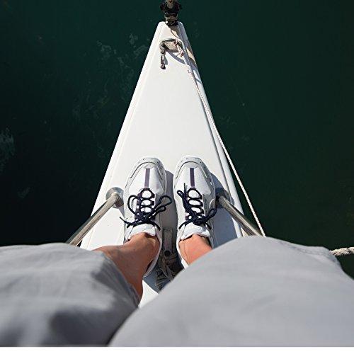 Henri Lloyd Octogrip Mono Segling Tränare / Båt Skor 2018 - Vit