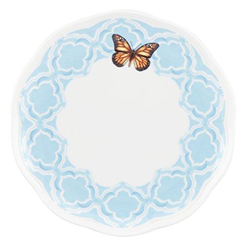 Lenox Butterfly Meadow Trellis Accent Plate, -