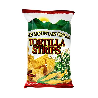 - Green Mountain Tortilla Strips 8 Oz (Pack of 12)