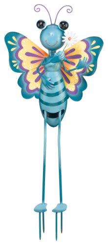 Regal Art & Gift 10295 Butterfly Garden Décor, Large
