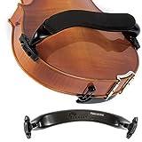 "Everest Black EZ Series 15""-16.5"" Viola Adjustable"