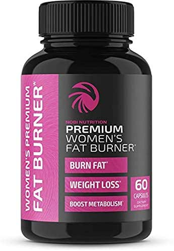 Vitamins & Supplements: Nobi Nutrition Premium Women's Fat Burner