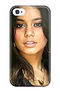 Iphone 4/4s Jhu-783yXBoXynE American Singer Vanessa Anne Hudgens Tpu Silicone Gel Case Cover. Fits Iphone 4/4s