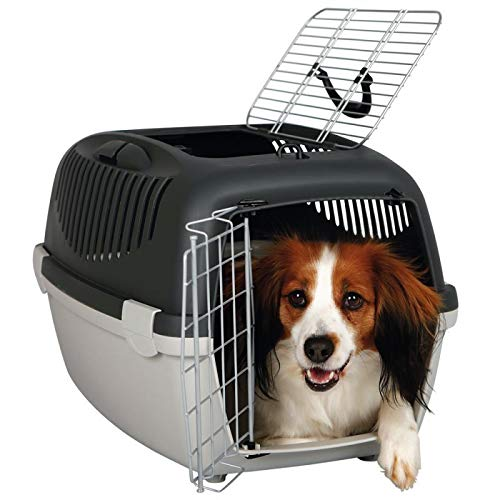 Generic  Crate Dog Travel Pe Carrier Small rier Small P Carry Handle Door Cage Small Pupp Plastic Pet Crates Carry Han Puppy Cats