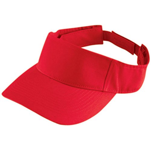 HighFive Youth Sport Twill Visor - Youth Sport Twill Visor