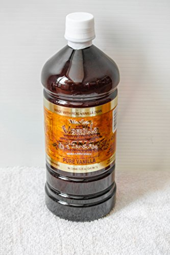 (Mexican Vanilla Totonac's Pure Vanilla Flavoring, 33.2 Fluid Ounce)