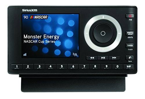 SiriusXM-SXPL1V1 Onyx Plus Satellite Radio with Vehicle Kit –Black